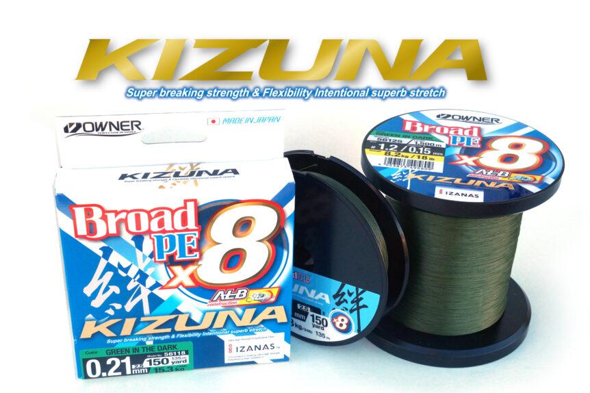 Owner Kizuna 8X Strand